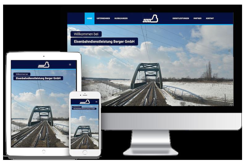 EDL Berger   Webdesign