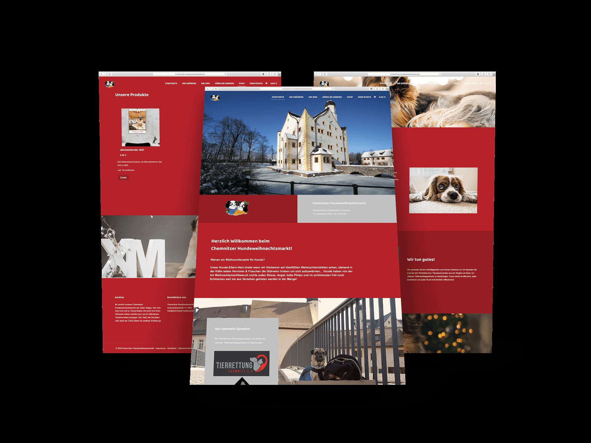 Gutes Webdesign für Oranienburg