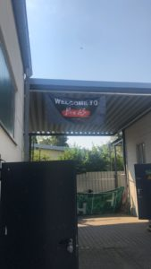 Box 63 Welcome Banner