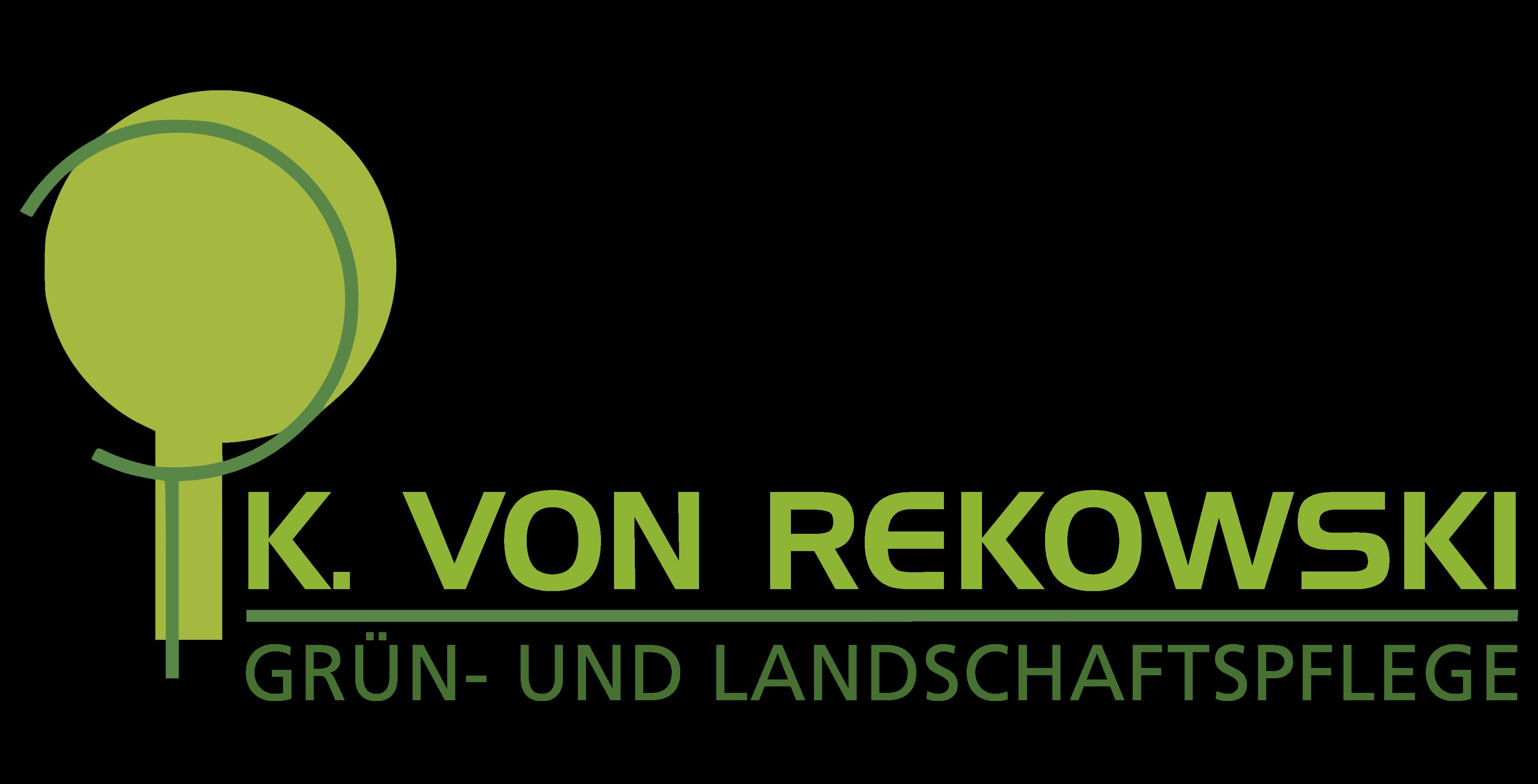 Galabau von Rekowski   Logodesign   Grafikdesign
