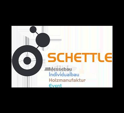 Schettle Messebau | Logodesign | Grafikdesign