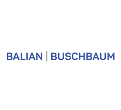 Balian Buschbaum | Logodesign | Grafikdesign | Printdesign